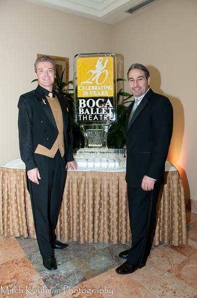 Robert Stanfield & Russell Spadaccini