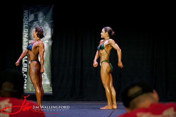 2015 WNBF Washington State Natural Championships prejudging