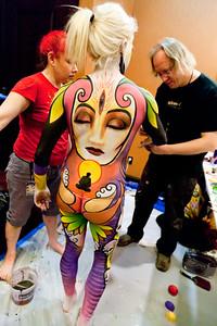 Scott Fray, Artist - NABPC