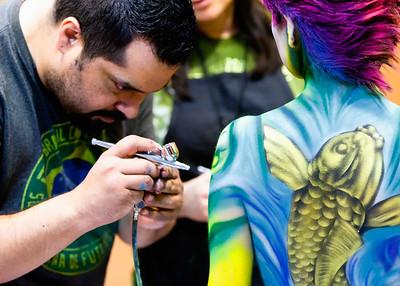Alex Hansen, Artist - NABPC