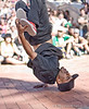 Bboy Mayhem in the finals