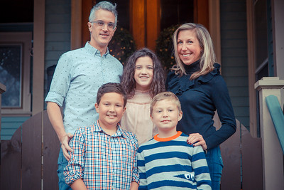 Boerden Frazer Family