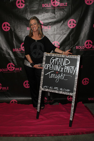 Bold Girlz Grand Opening (Fashion Show)