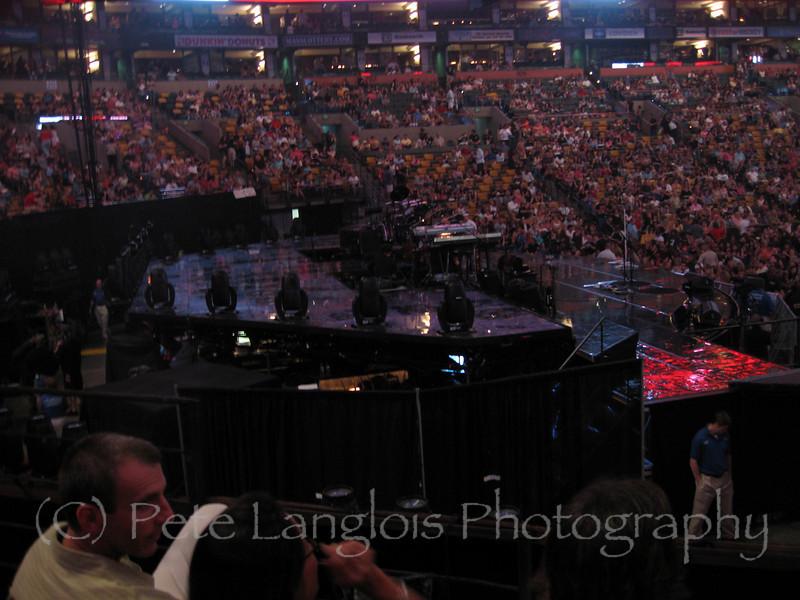 boston garden events. Bon Jovi Concert - July 10, 2008 TD Banknorth Garden Boston, MA Boston Events