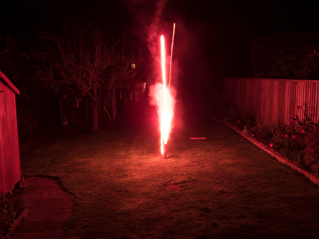 Bonfire Night 2017