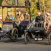 1901 Gillet Forest Tonneau and 1903 Oldsmobile Curved Dash Runabout