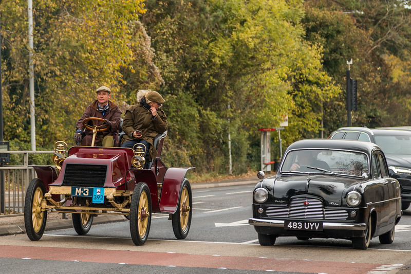 1904 Winton Open Two Seater and 1953 Ford Zephyr Six