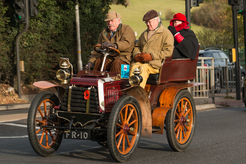 1902 Panhard et Levassor Tonneau