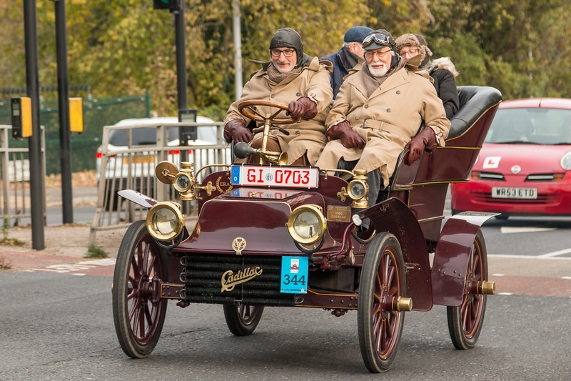 1904 Cadillac Runabout