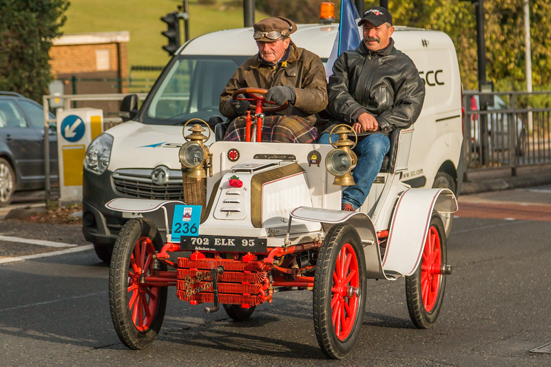 1903 De Dion Bouton Two Seater