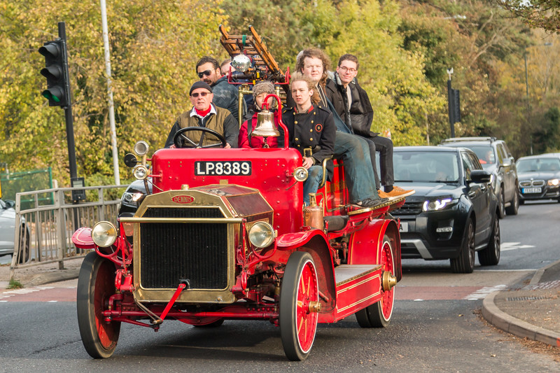 1916 Dennis Fire Engine Jezebel