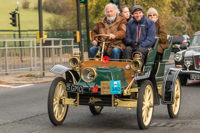 1904 Cadillac Surrey