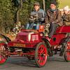 1904 Crestmobile Rear Entrance Tonneau