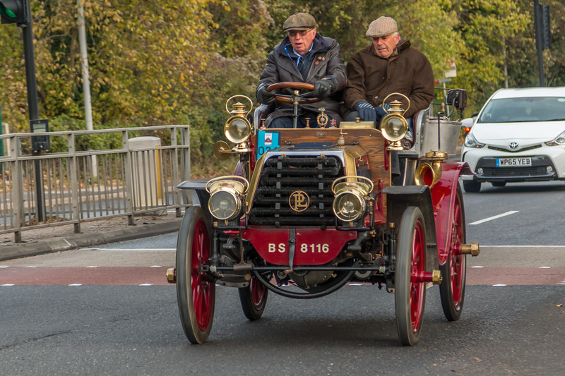1899 Panhard et Levassor Racing