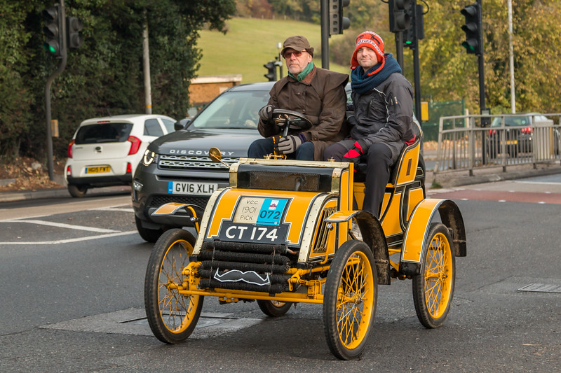 1901 Pick Two-Seater
