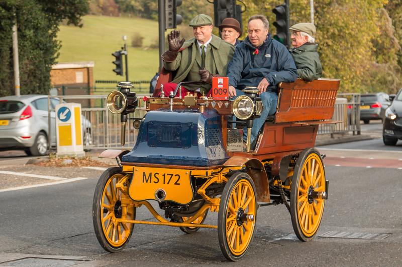 1897 Daimler Wagonette
