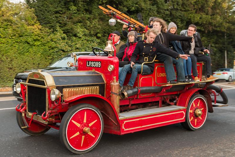 1916 Dennis Fire Engine Jezebel