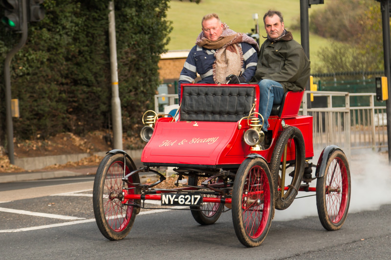 1904 Stantley Steam Runabout