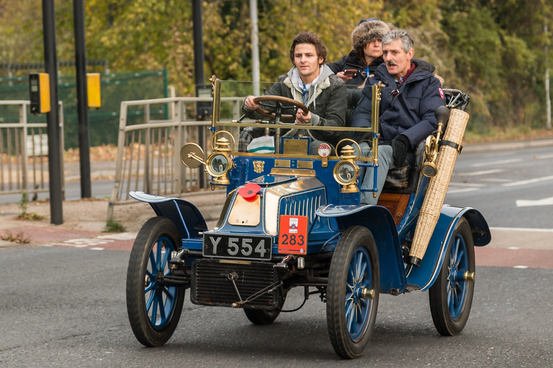 1904 De Dion Bouton Two Seater