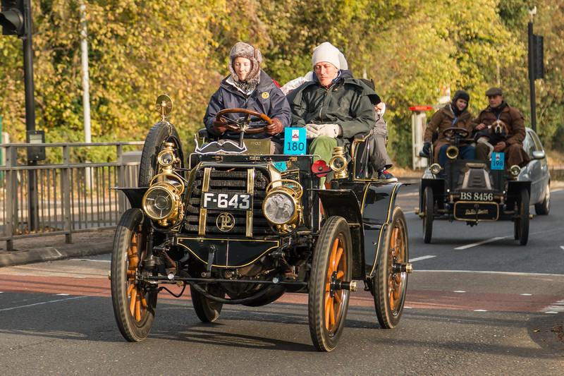 1902 Panhard et Levassor Two Seater