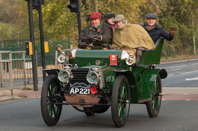 1903 Daimler Tonneau