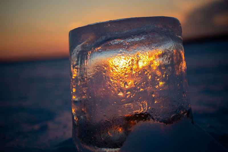 Frozen Luminary