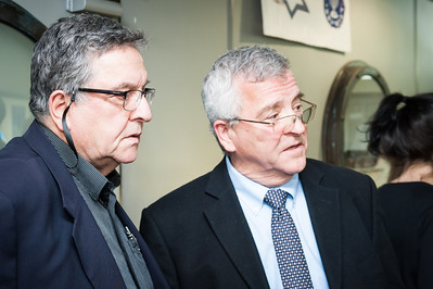 Ya'akov Ahimeir and Yosef Ahimeir