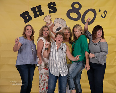 Boonville Class Reunions