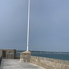 Boots On The Ground Flag and Narragansett Bay