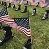 Boots On The Ground on Memorial Day 2021 at Fort Adams State Park, Newport, RI