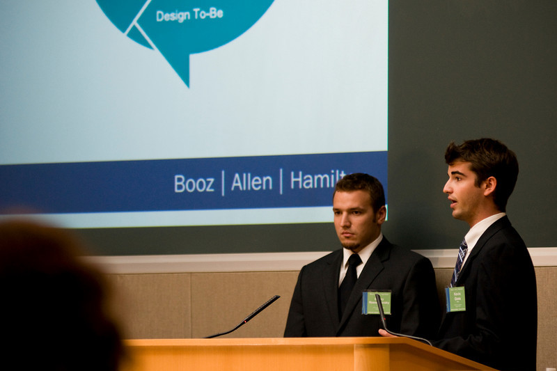 Booz Allen Hamilton - Intern Proposal