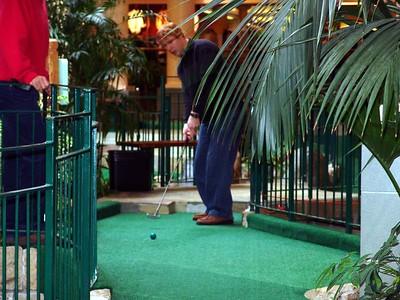 Boris's Mini Golf