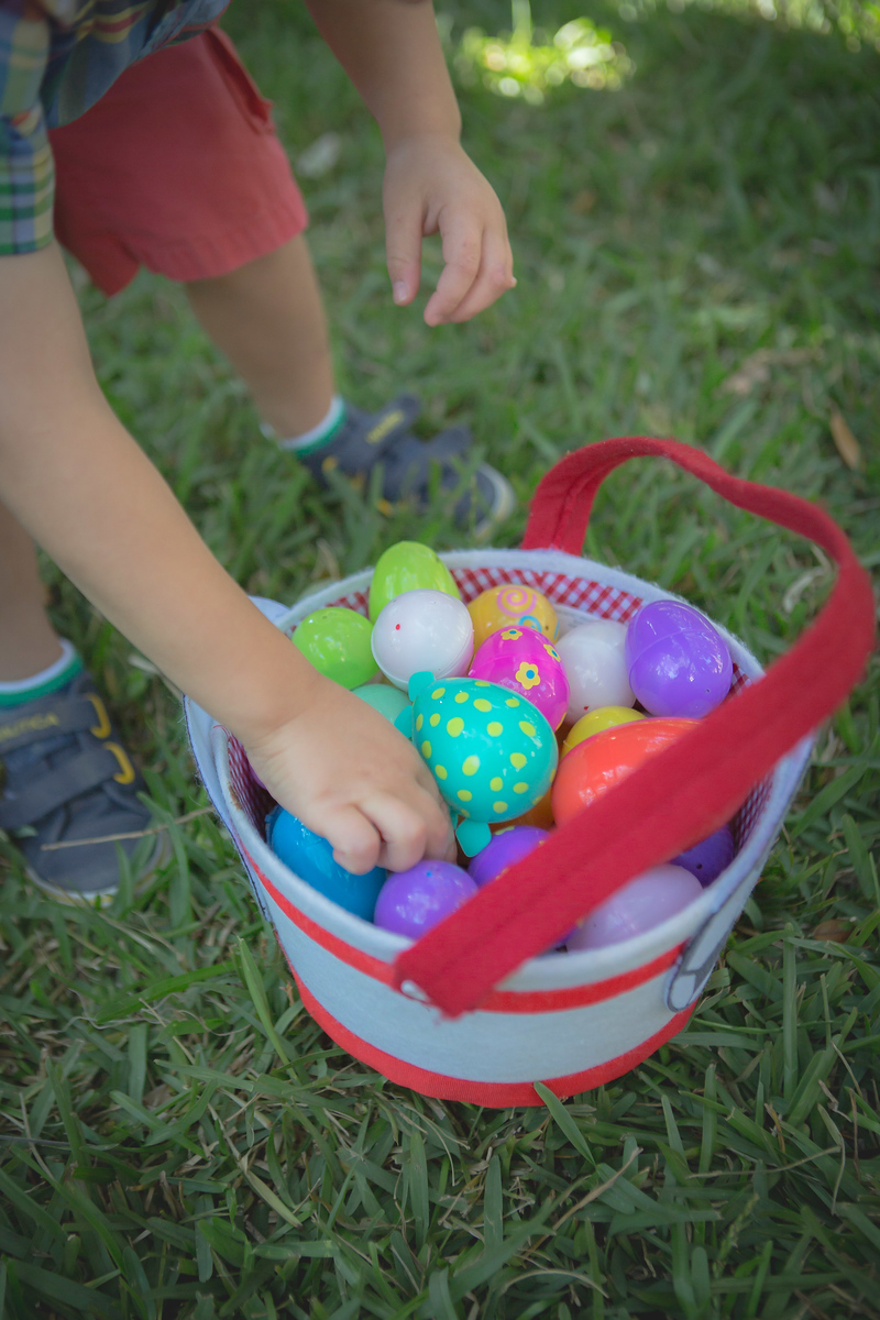 Borland's 2nd Annual Easter Egg Hunt