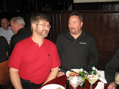 Photographs of employees of Bosch Security in Las Vegas, Nevada for their annual convention at Hard Rock Cafe.
