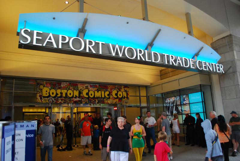 Bye bye, Comic Con!