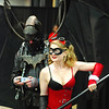 "You'll have to help me out with this one. Batman and...? Harley Quinn? I""m not super knowledgeable about Batman lore."