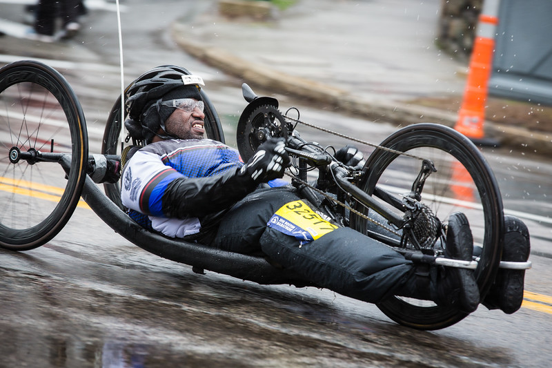 Men's Handcycle Race