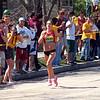 Kara Goucher, USA, 5th place finisher (2:24:52)