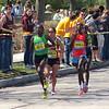 Kilel, 1st Place, Davila, 2nd place, Timbilili, 9th place, Cherop, 3rd place at finish