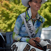 "Katie Richardson is this year's Boulder County Fair and Rodeo Queen.<br /> The Boulder County Fair Parade was held in downtown Longmont on Saturday.<br /> For more photos  and a video of the parade, go to  <a href=""http://www.dailycamera.com"">http://www.dailycamera.com</a><br />  Cliff Grassmick / July 31, 2010"