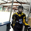 "Will Graber, 14, of Longmont, takes a break during a ""Stick and Puck"" open ice session at Boulder Valley Ice at Superior on Sunday, April 3, in Superior. For more photos and video go to  <a href=""http://www.dailycamera.com"">http://www.dailycamera.com</a><br /> Jeremy Papasso/ Camera"