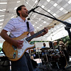 "Matt Clark of the band with the same name entertain the crowd on Friday.<br /> The BoulderFest, Downtown Boulder's newest festival, will bring together the best local bands, brews, wines, and food on the Pearl Street  Friday and Saturday.<br /> For more photos and a video, go to  <a href=""http://www.dailycamera.com"">http://www.dailycamera.com</a>.<br /> Cliff Grassmick / August 21, 2009"