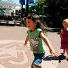 "Camille Placer, 4, left, dances with her new friend Sofia Box, 3, to the music of the Matt Clark Band on Friday.<br /> The BoulderFest, Downtown Boulder's newest festival, will bring together the best local bands, brews, wines, and food on the Pearl Street  Friday and Saturday.<br /> For more photos and a video, go to  <a href=""http://www.dailycamera.com"">http://www.dailycamera.com</a>.<br /> Cliff Grassmick / August 21, 2009"