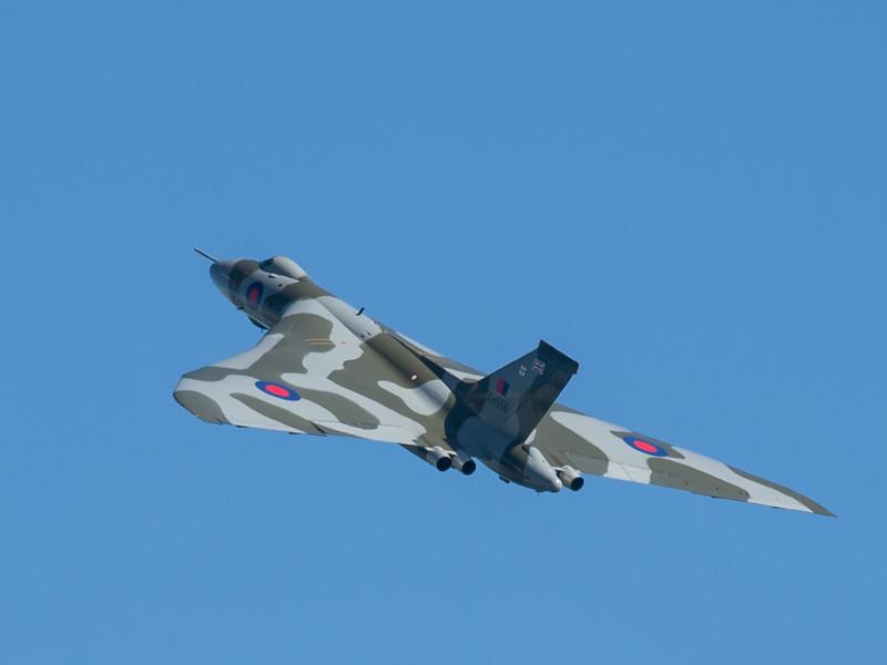 Vulcan XH588, Bournemouth Air Festival 2014