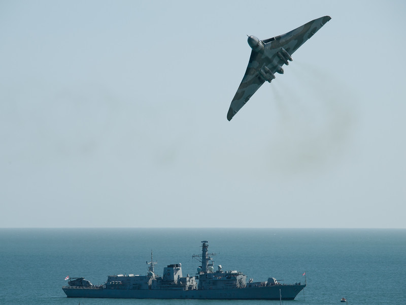 Vulcan XH588, Bournemouth Air Festival 2014