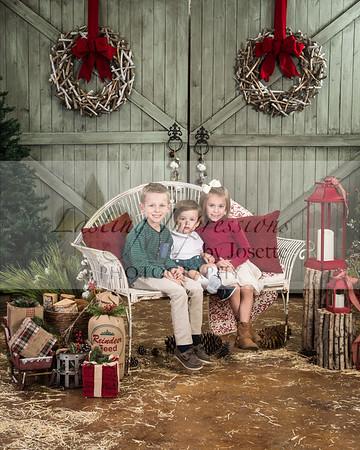 Bourque A Visit with Santa