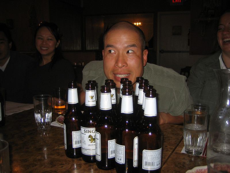 Winston's Thai Beers