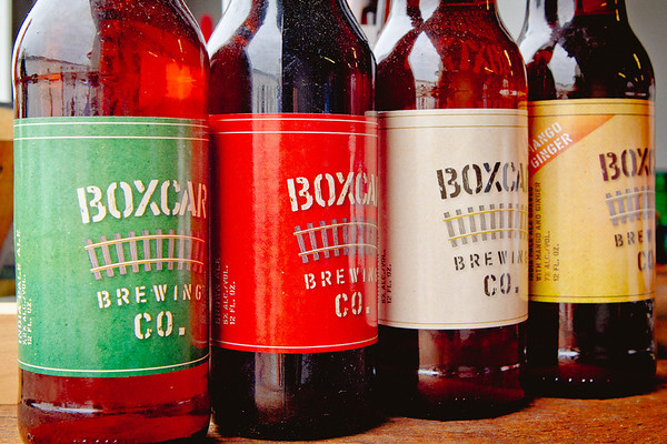 Boxcar Brewing with WCBL- Boxtoberfest