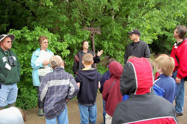 Boy Scout Tiger Den 10 visit - 4/18/2010