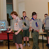 Court of Honor Eagle Scouts